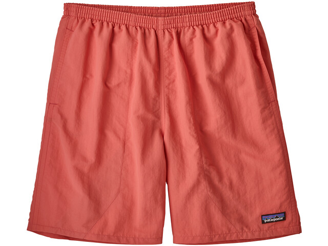 Patagonia Baggies Short long Homme, spiced coral